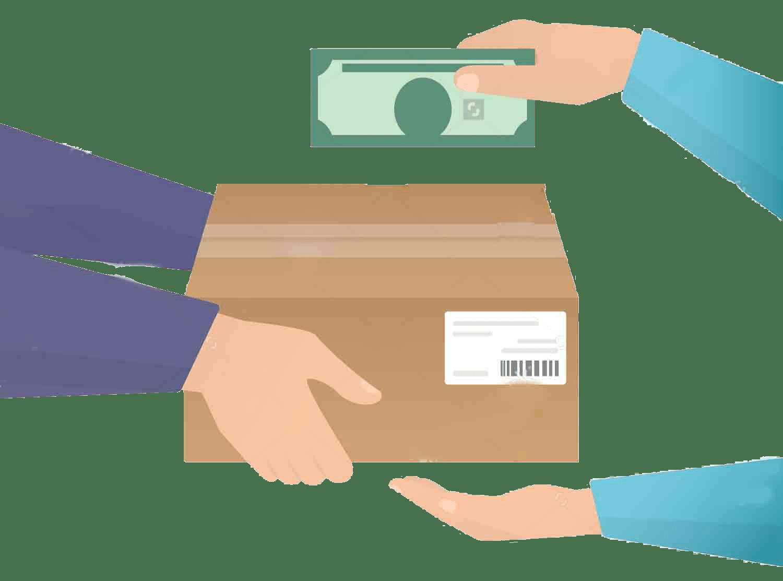 پرداخت در محل در فروشگاه مادیس