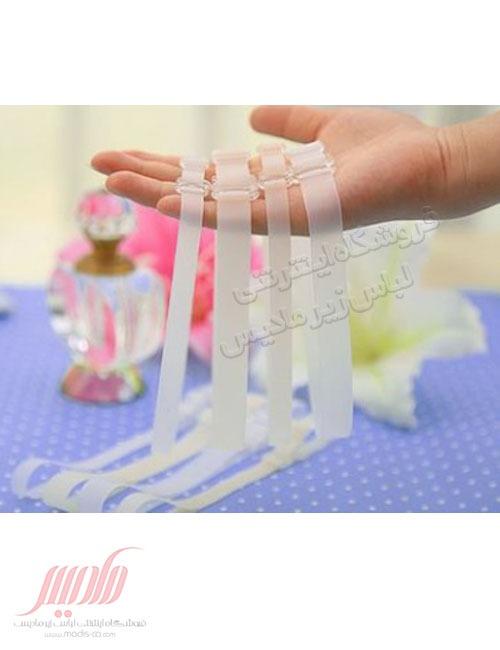 بند سو-تین نامرئی سگک پلاستیکی